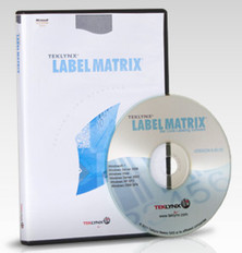 Label Matrix software for laser and inkjet printers / for 5 users GA-LM85