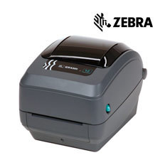Zebra GX430T Thermal Transfer / Direct Thermal Printer