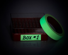 Glow in the Dark Tape - 25.4mm x 9.1m  #TAGID-25
