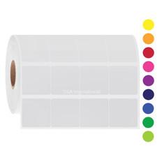 Cryo Barcode Labels - 25.4 x 25.4mm #JTT-137