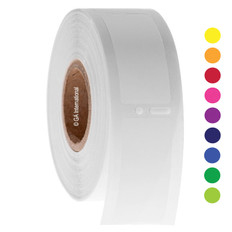 DYMO-Compatible Cryogenic Labels - 18mm x 38mm #ED1F/EF1F-073