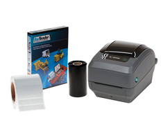 Printing Kit for Zebra GX430t (300 dpi) #PKT-T-33