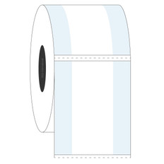 Cover-Up Labels for Frozen Containers - 22.2 x 50.8mm #L2FC-5