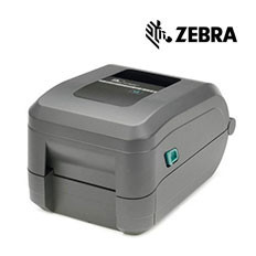 Zebra GT800 Thermal Transfer/Direct Thermal Printer #GT800