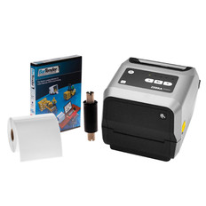 Zebra ZD620t - Tire Label Printing Kit #PKZD6-TL-21