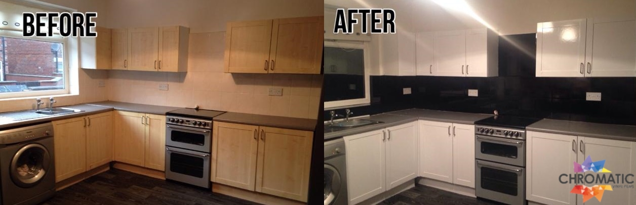 Can I Paint My Vinyl Kitchen Cupboards