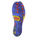 Kids Flat Bed Latex Pencil Cut To Fit Insoles For Shoes/Trainers