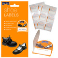Shoe Lables Ideal For Kids Shoes