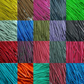 TZ Laces Round Waxed 2.5mm Laces for Dress/Fashion/Hiking Shoes & Boots