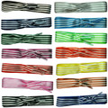 TZ Laces® Branded 15mm Pencil Stripe Ribbon shoelaces fashion Trainers