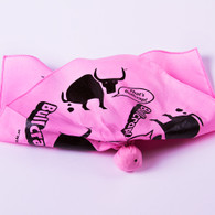 Original Ladies Bullcrap Flag - Pink BC Flag