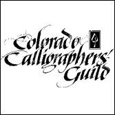 Colorado Calligraphers' Guild