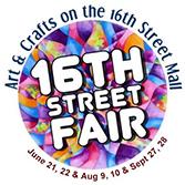 16th Street Fair, August 9-10, 16th Street Mall, downtown Denver
