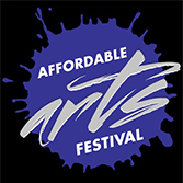 Affordable Arts Festival, Sunday, August 26, 9am-3pm, Arapahoe Community College, Littleton, CO