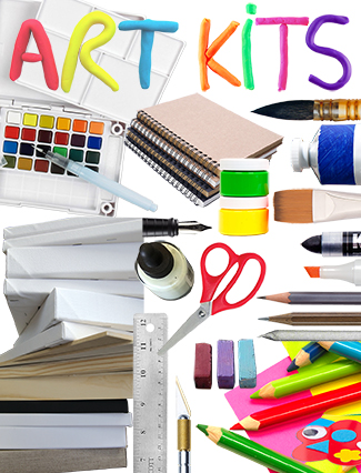 Announcing Art Kits!