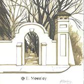 Demo & Dialogue: Pen, Ink and Markers with Elayne Moseley, Saturday, November 3, 1-3pm