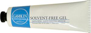 Gamblin Solvent-Free Gel