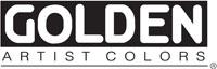 Golden Acrylic Logo