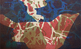 Monotypes with Gelli Plates and Golden Acrylics Demo & Talk with Mary Morrison, Saturday, July 13, 1-3pm, Denver store