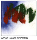 Acrylic Ground for Pastels