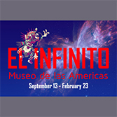 Il Infinito at the Museo through February 23, 2019