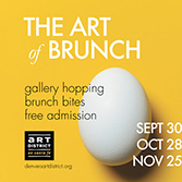 Santa Fe Arts District, The Art of Brunch, Sunday, November 25, 11am-3pm