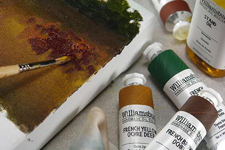Williamsburg Oils Presentation and Hands-on Demo with Phil Garrett, Colorado Springs-October 26, Denver-October 27, Boulder-October 28, all 1-3pm