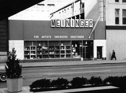 Meininger store, 1555 Tremont St.