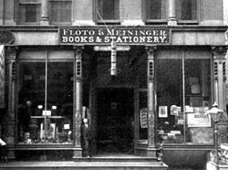 Floto-Meininger store, circa 1881
