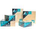 Wood Panel Super Value 5-Pack Cradled 8x8