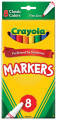 Crayola Classic Thin Line Markers 10 pc