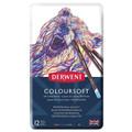 Derwent Coloursoft 12pencil Tin