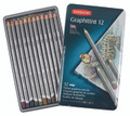 Derwent Graphitint Pencil 12pc Tin