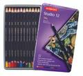 Derwent Studio Pencil 12pc Tin