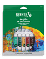 Reeves Basic Acrylic Set