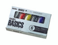 Liquitex BASICS 6 Tube Set