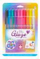 Glaze Pen 10pc Bright Set