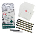 Zentangle Micron Pen 12pc Set