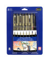 Pigma Sensei Comic Pro Kit 8pc