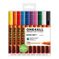 Molotow Basic Paint Marker 10-color Set