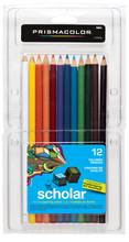 Scholar Color Pencil 12pc Set