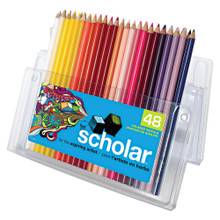 Scholar Color Pencil 48pc Set