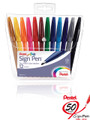 Sign Pen 12pc Set