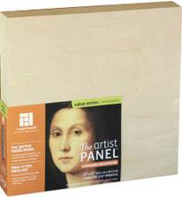 Ampersand Basswood Panel Deep 6x6