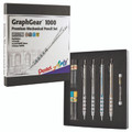 Pentel GraphGear 1000 Mechanical Pencil Box Set