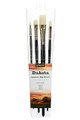 Princeton Dakota Professional 4-pc Brush Set