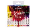 Ecoline Watercolor Brush Pen 20-color Set