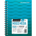 Grumbacher Mixed Media Pad 5.5x8.5
