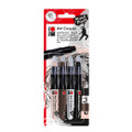 Marabu Mixed Media Art Crayon Essential Set