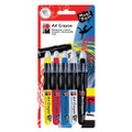 Marabu Mixed Media Art Crayon Primary Set